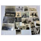 German Family WWII Era Family Military Photos