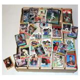 Nicer Baseball Cards in Large Box Jordan?