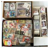 Great Collection of Sports Cards w Specials