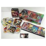 Collector Cards - Boris 3 Case - Marvel, X-Men, DC