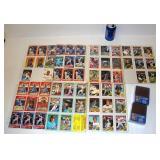 Older Baseball Cards - Bo Jackson, Nolan Ryan,