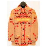 Vintage Pendleton Jacket Tribal Pattern