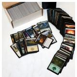 Box of Assorted Magic Game Cards