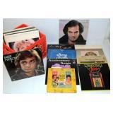 LP Records Lot - Manilow, Murray Diamond