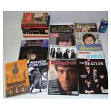Media - Music Magazines, Comics, Books