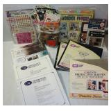 Whole Lot of Crafting Scrapbooking Supples New