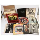 45 Special LP Records - Beatles, Santana, Kiss ++