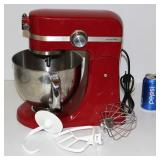 Kenmore Elite Stand Mixer HD Red Works Great