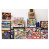 10 Puzzels - Complete & Smoke Free Home