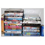 33 Movie DVDs - Harry Potter Series to Hangover