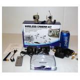 NIB Duracom Wireless Security Kit w 2 Cameras