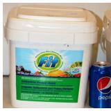 20# Pail Fit Commercial Fruit Vegetable Wash NEW