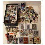 Box Assorted Sports Cards - Not Gone Thru