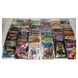53 Comic Books - Wicked, Fallen Angel, Mortal