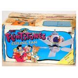 NIB Flintstones Ceiling Fan - Box Shows Wear