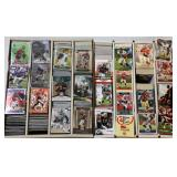 2 Large Boxes of Football Cards Premium