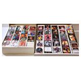 2 Large Boxes of Basketball Cards
