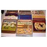 20 Americana Calendars 1970-80s