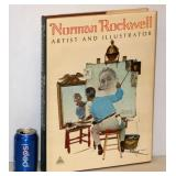 Huge Norman Rockwell Coffee Table Book
