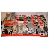 56 Vintage Life Magazines 1940-60