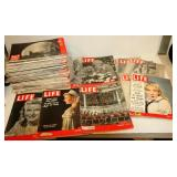 51 Vintage Life Magazines From 1940-60