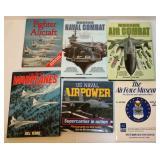 Fighter Aircraft War Books Air Power