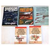 Gun Books - Reloading, Catalogs, Encylopedia