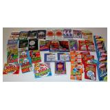 46 Unopened Misc Sports Card Packets