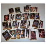 62 Basketball Gold Cards 1992 Topps