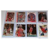 8 Different Michael Jordan Sports Cards