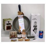 New Kitchen Items From Business Liquidation