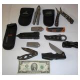 Gerber Knives - Money Clip to Multi-Tools