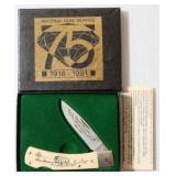 Schrade National Park Service Knife in Box