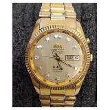 Beautiful Orient Watch 21 Jewel Automatic