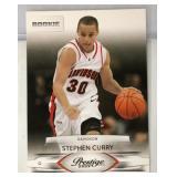 Prestige Stephen Curry Rookie Card #230