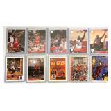 Michael Jordan 10 Upper Deck Cards1991-2010