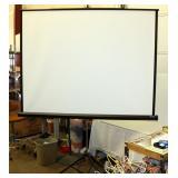 """Da-Lite Projection Screen HD Beauty 71"""" Wide"""
