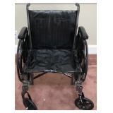 Drive Silver Sport 2 Wheel Chair