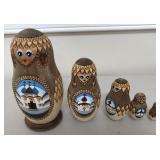 Matroyshka Set(Russian Nesting Dolls)