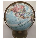 "12"" World Globe"