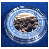 D-Day Commemorative Coin