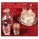 Lot of Miscellaneous Glassware