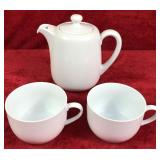 Schonwald Coffee/Tea Pot and Other Mugs