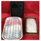 Lot of Baking Pans + Other