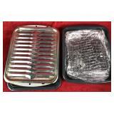 Lot of Baking Pans-Cooling Grates