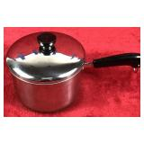 Revere Ware 3 Qt. Lidded Cooking Pan
