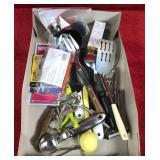 Lot of Kitchen Utensils\Supplies