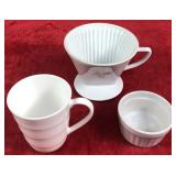 Lot of Cups Ramikin - Other