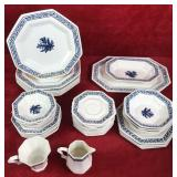 Set of Independence Ironstone Dishes(Japan)