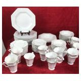 Set of Independence Ironstone Dishes(2 Cups other)
